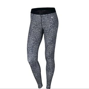 Nike PRO Women's Print Leggings Tights